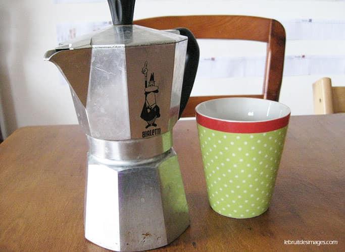 Peeling au marc de café