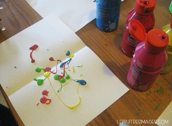 Atelier pour enfants – les petits monstres