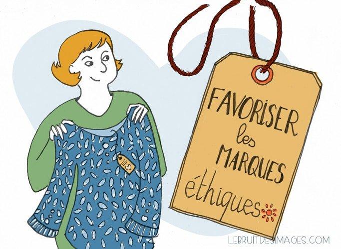 101 gestes écolos (60) : acheter des vêtements éthiques