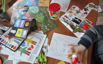 Atelier pour enfants : comme maman!!