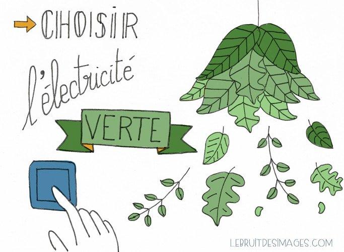 101 gestes écolos (75) : passer à l'électricité verte