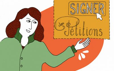 101 gestes écolos (78) : Signer des pétitions