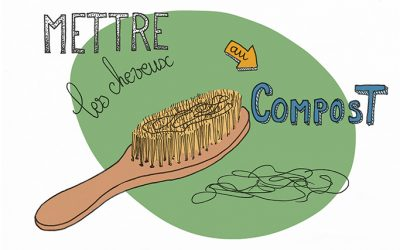 101 gestes écolos (83) : mettre ses cheveux au compost