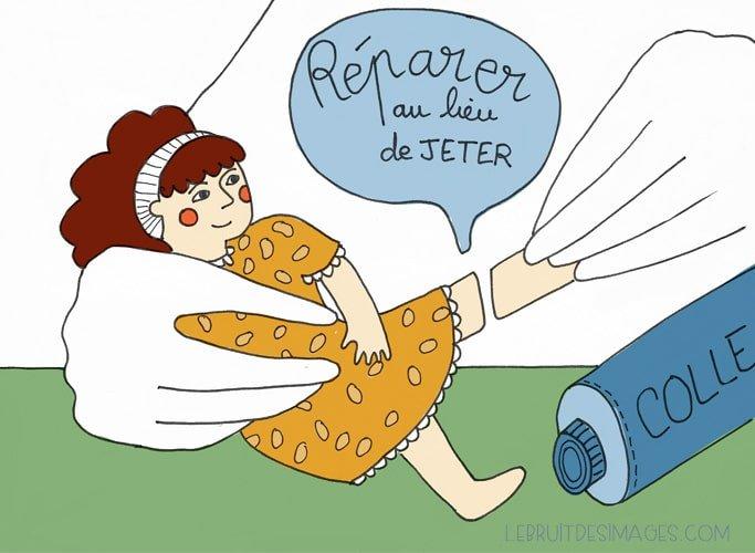 101 gestes écolos (91) : réparer au lieu de jeter