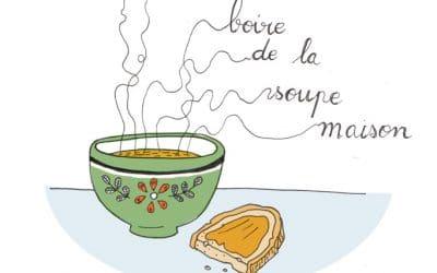 101 gestes écolos (6) Soupe faite maison