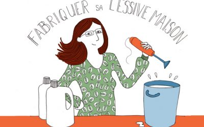 101 gestes écolos (11) Fabriquer sa lessive maison