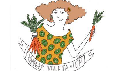 101 gestes écolos (17) Manger végétarien/végétalien