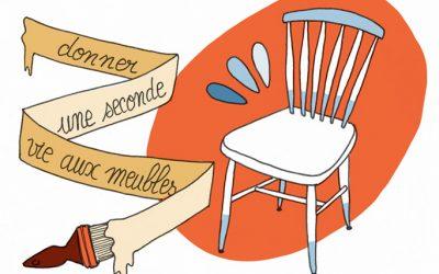 101 gestes écolos (93) : donner une seconde vie aux meubles