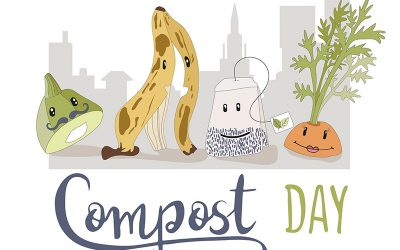 Illustrations pour le Compost Day