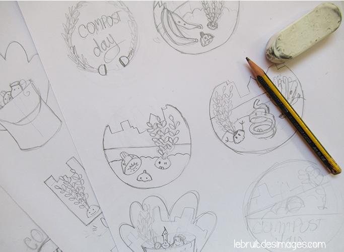Travailler avec un illustrateur: la demande de devis