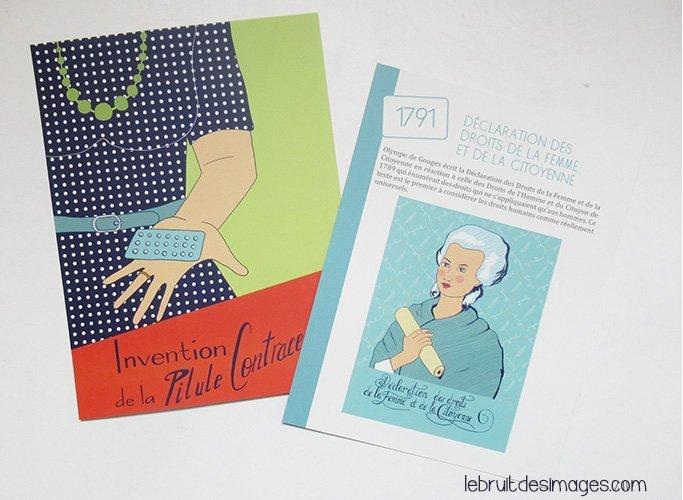 Marina Le Floch- illustrations - droits des femmes