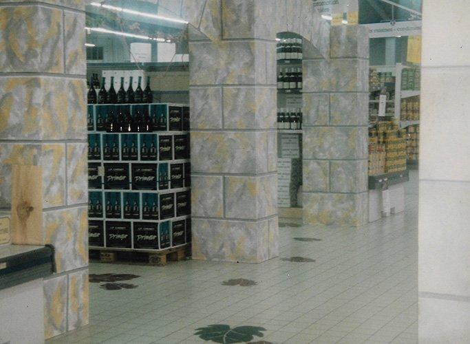 Marina Le Floch décoration foire aux vins