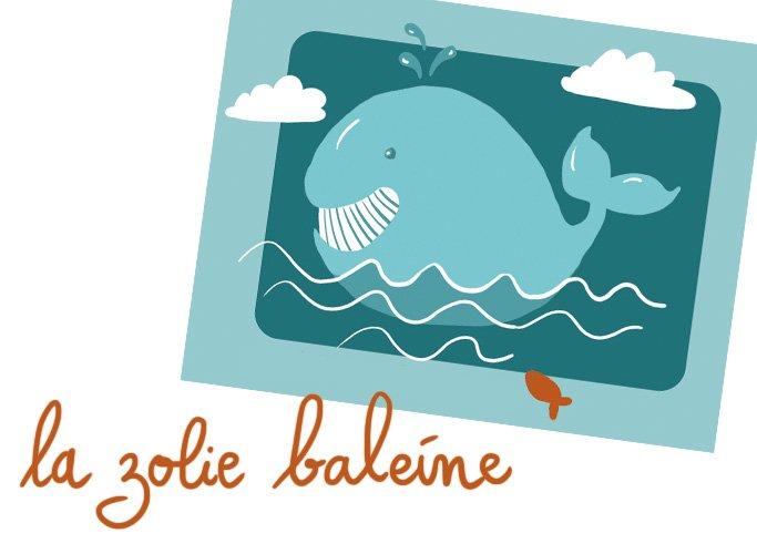 La zolie baleine