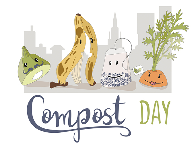 Compost day