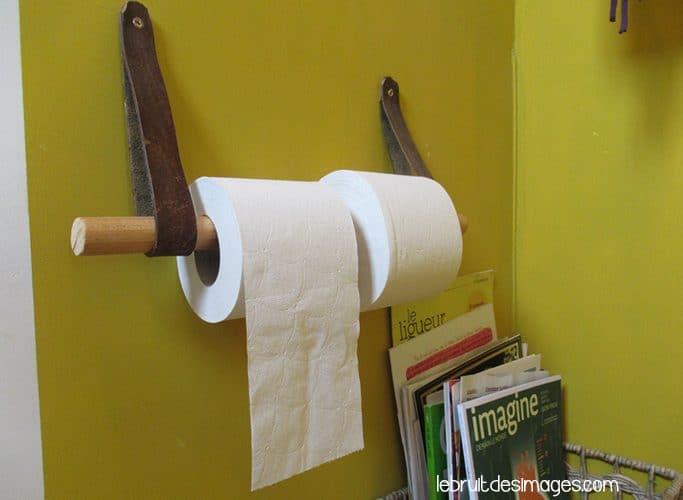 duy dérouleur papier toilette