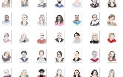 Portraits d'équipe