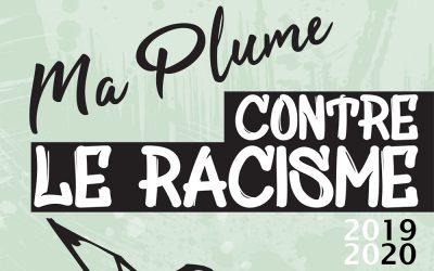 Dépliant Ma plume contre le racisme