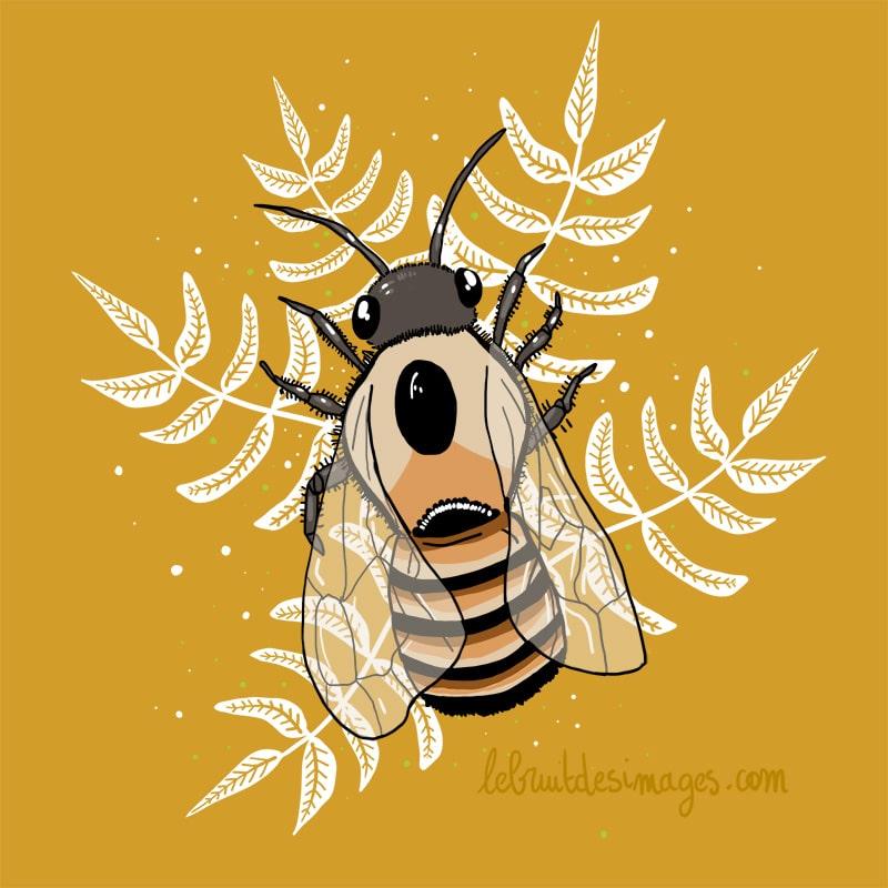Marina Le Floch illustration Blog biodiversité