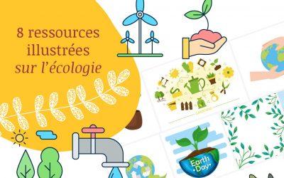 8 ressources illustrées sur l'écologie