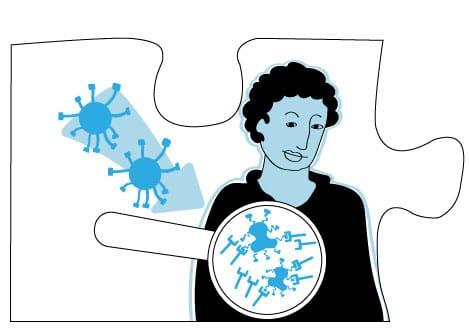 Marina Le Floch illustration de poules pour Henrichamps asbl