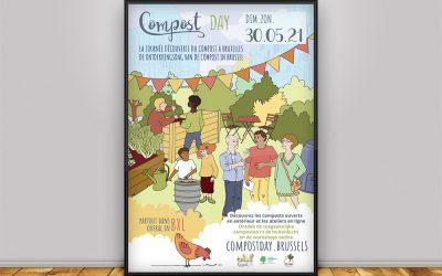 communication du Compost day 2021