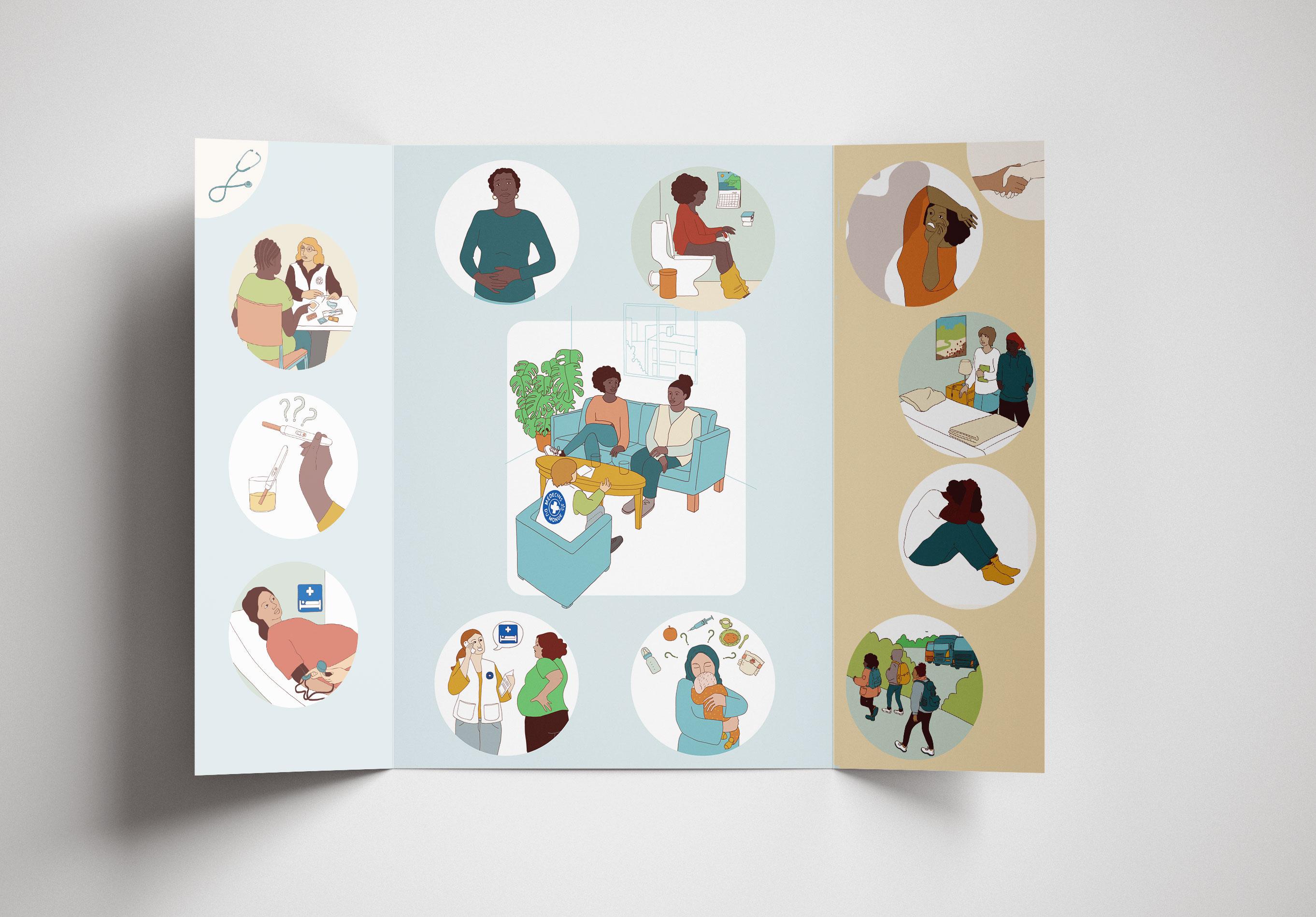 Comprendre pour mieux se soigner Médecins du Monde