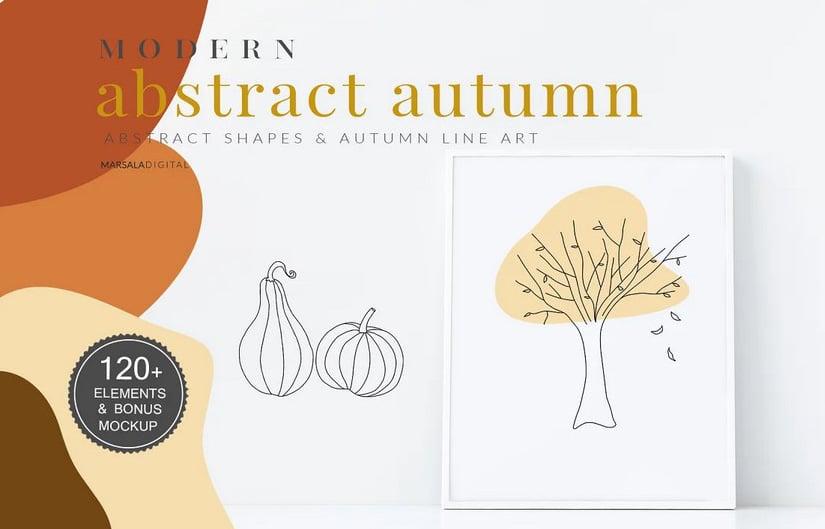 ressource graphique automne